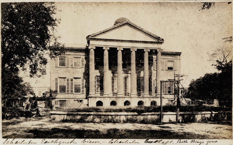 Randolph Hall circa 1886