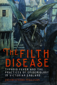 book cover of the filth disease