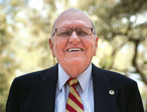 CofC Remembers Beloved Alumnus Tony Meyer