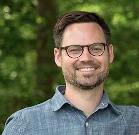 History professor Jacob Steere-Williams