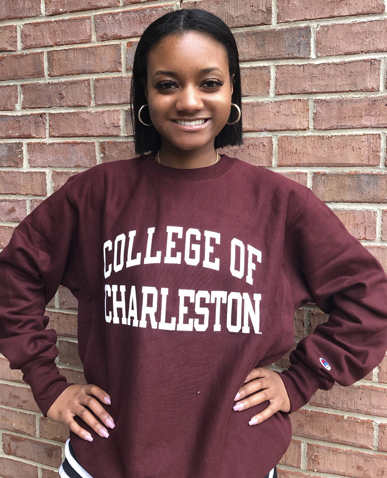 Braelyn Diamond, Hometown: Blythewood, SC, Communication Major, Future Plans: I hope to move to New York City and pursue a career in brand management or journalism. Photo provided.