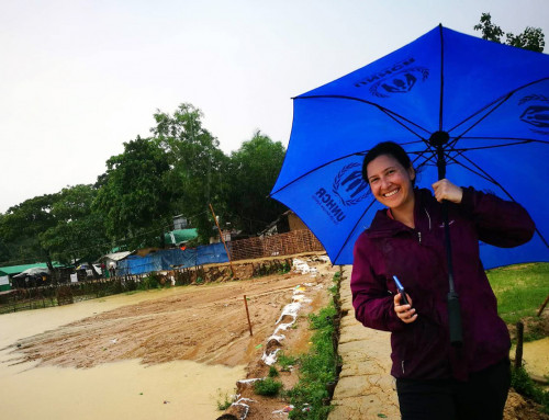 Geology Alumna Makes a Career of Avoiding Disasters