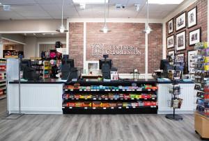 College of Charleston Bookstore