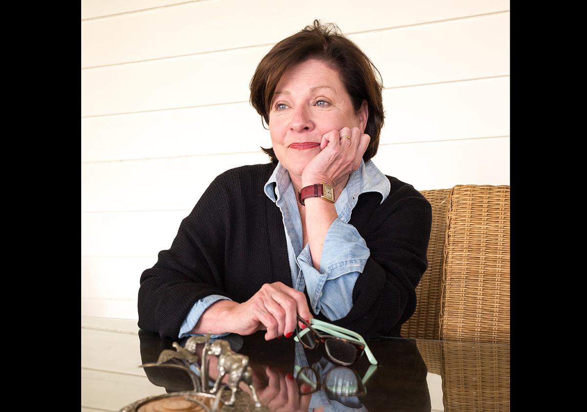 Dorthea Benton Frank photo by Steve Rosamilia