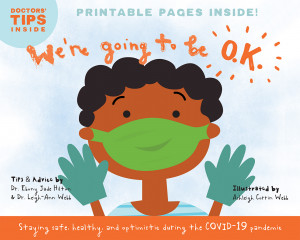 We're going to be ok book cover