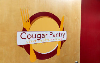 Cougar Pantry Logo