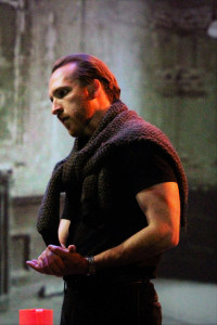 Nathan Matticks in La Boheme