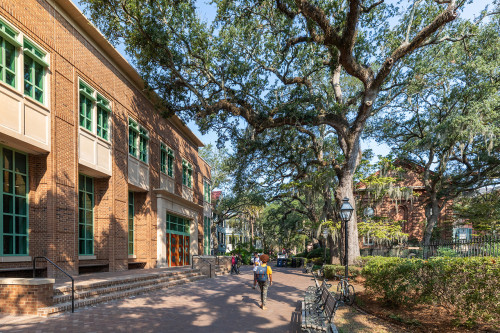College of Charleston Named a Top School by Princeton Review