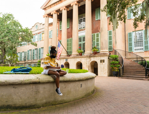 CofC Highly Ranked by 'U.S. News & World Report'