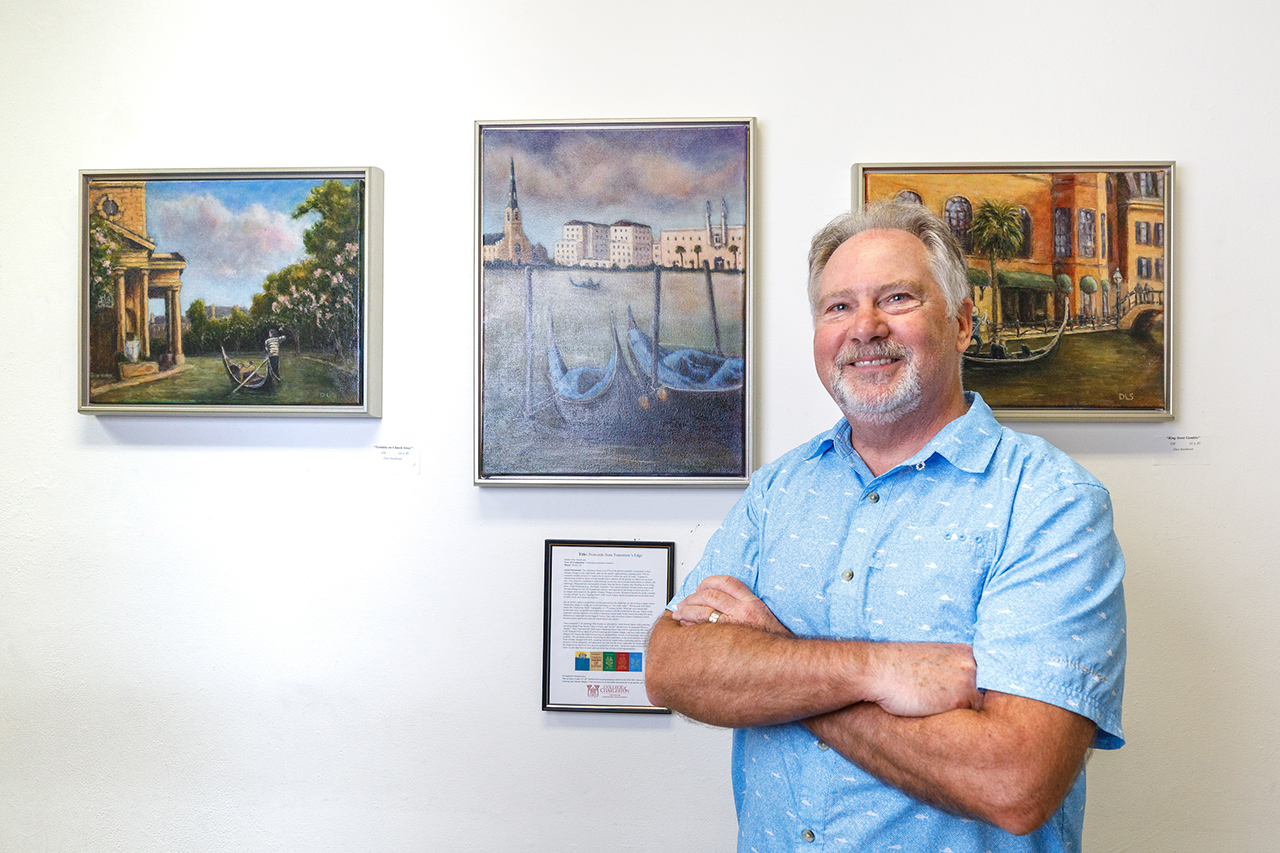 College Of Charleston Students Tackle Climate Change With Art