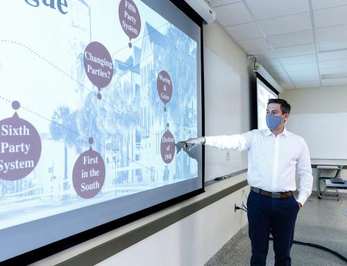 CofC Course Explores Charleston's Role in Presidential Politics