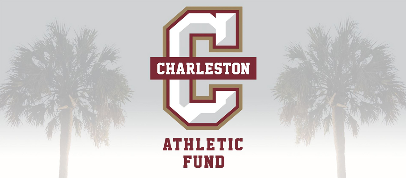 college of charleston athletic fund logo