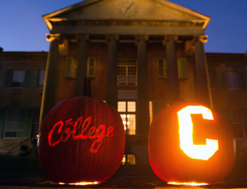 Have Some Spooky Fun With These CofC Jack-O'-Lanterns