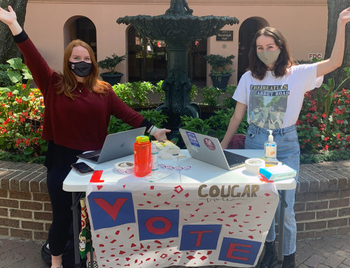 Cougar Votes Aims to Get Students Out to Vote