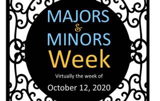 majors and minors week logo