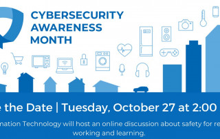 Cybersecurity Event