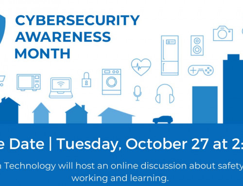 Discussion for Faculty, Staff on Remote Work Cybersecurity