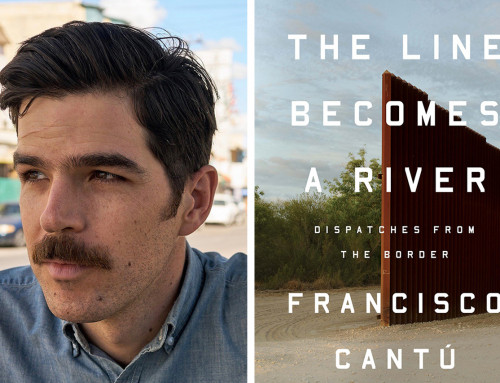 'The Line Becomes a River' Author to Speak at Virtual Event