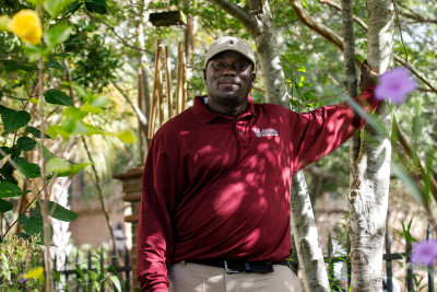 CofC Faces to Know: Lamont Moore