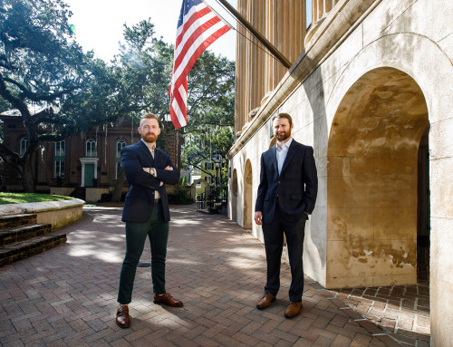 Student-Veterans Look to the Past, Future on Veterans Day