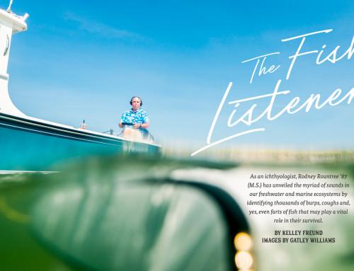 The Fish Listener