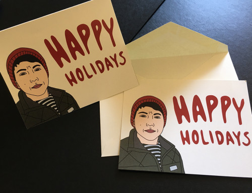 Print Your Personal Holiday Cards at the Copy Center