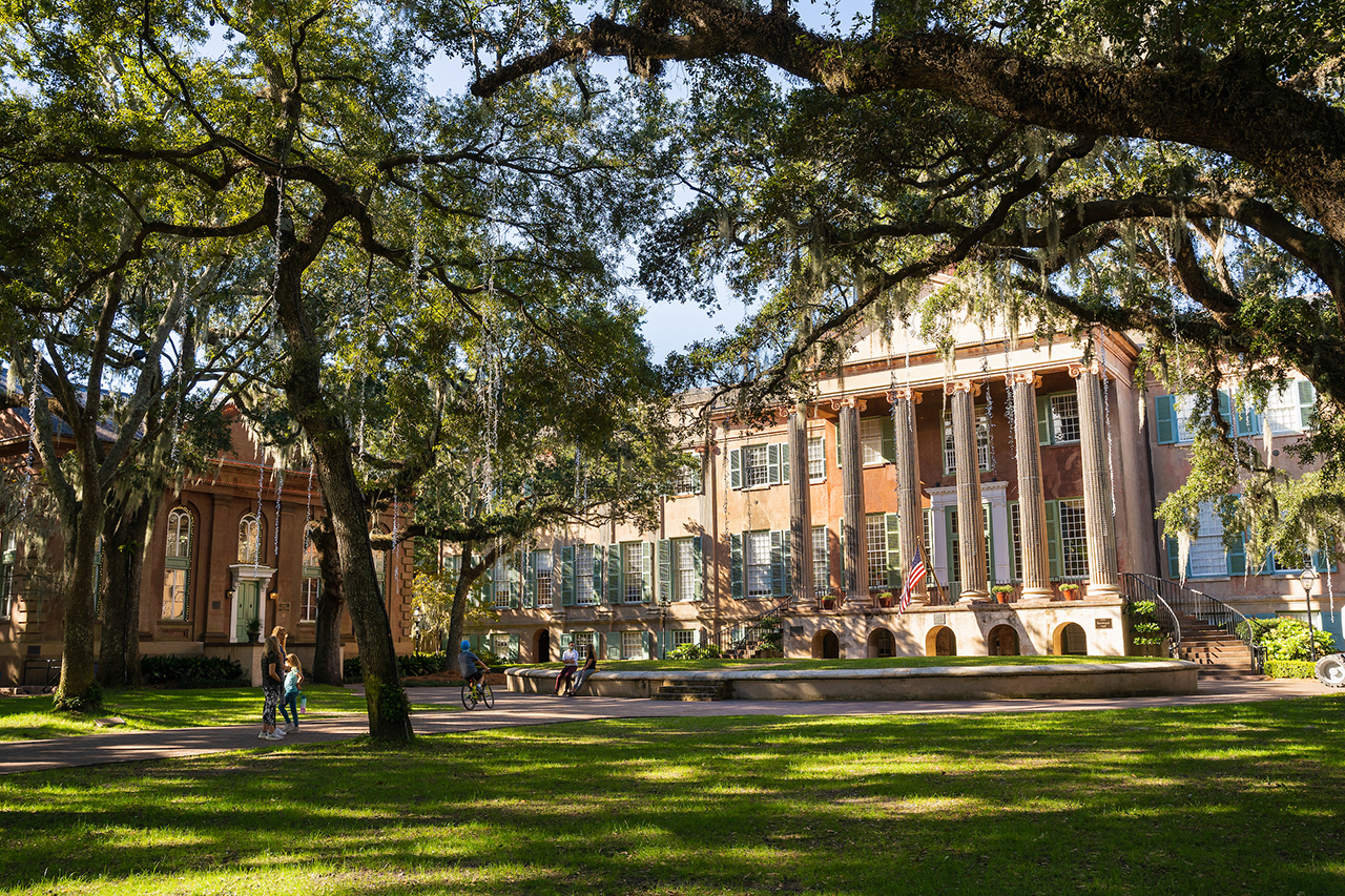 Updates on Spring 2021 Semester at CofC