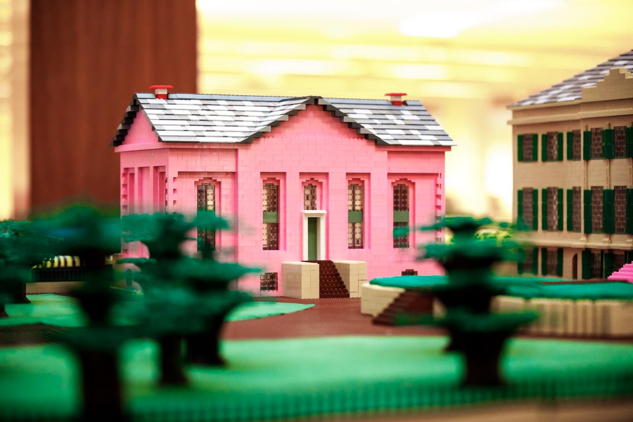 Lego Cistern Yard Event