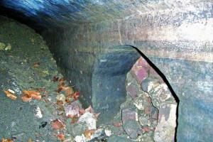 John Scott House cistern interior