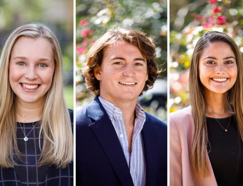 Alumnus Gift Establishes Scholarship for Commercial Real Estate Finance Majors