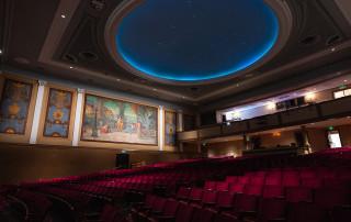 Sottile Theatre interior