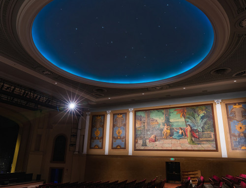 Preservation Society Honors Sottile Theatre Renovation