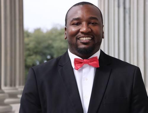 CofC Alumnus Jermaine Johnson Begins Term as State Representative