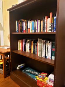 Casa Hispana Spanish Language Library