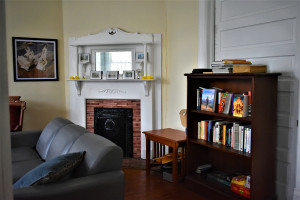 Casa Hispana Living Room