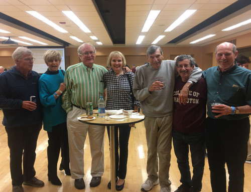 Retired Faculty, Staff Keep Strong Connection to the College