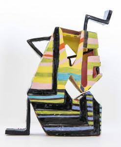 Susan Klein sculpture, After Forest