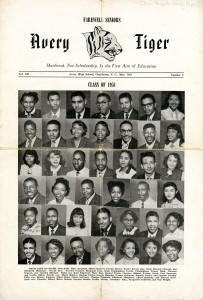 avery normal institute class of 1951 photo