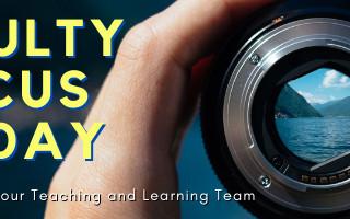 faculty focus fridays