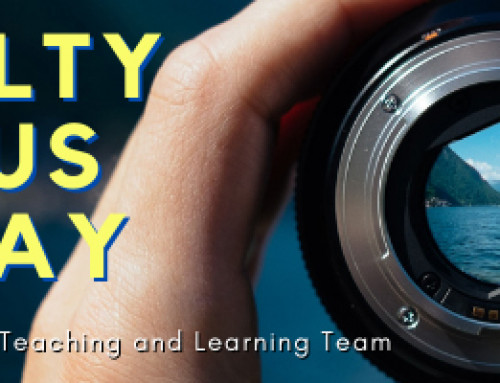 TLT Offers Faculty Focus Friday Series on Zoom for Fall Semester