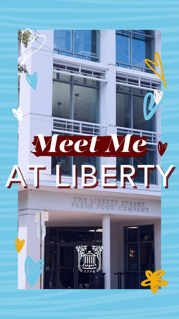 Liberty dining hall valentine