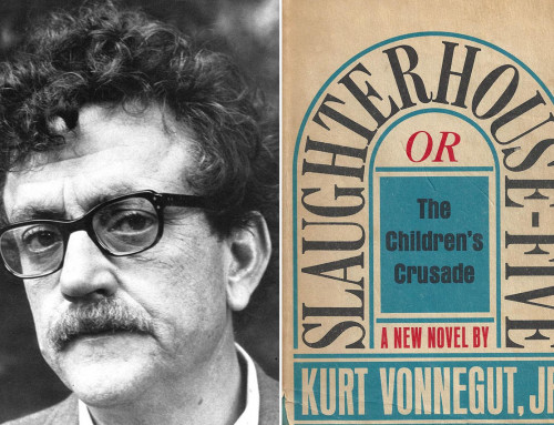 CofC Celebrates Kurt Vonnegut's 'Slaughterhouse-Five'