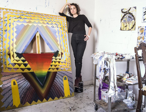 Studio Art Professor Wins Elite Pollock-Krasner Grant
