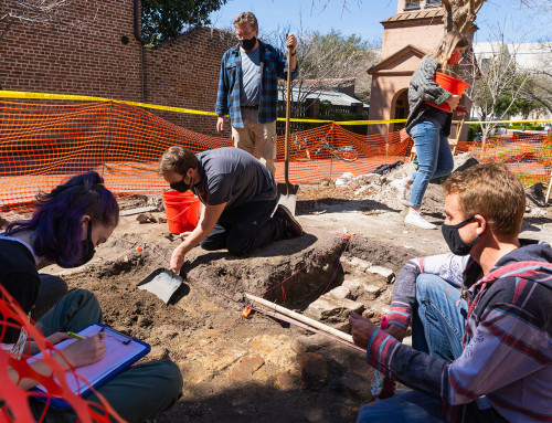 Archaeology Comes to Life at the College of Charleston