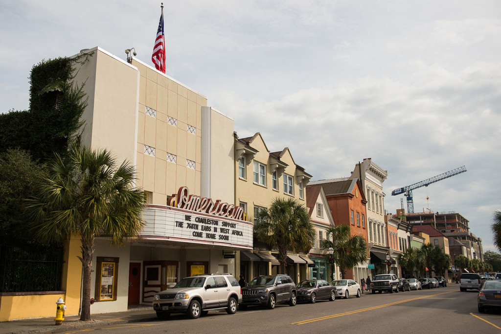 businesses on king street in downtown charleston