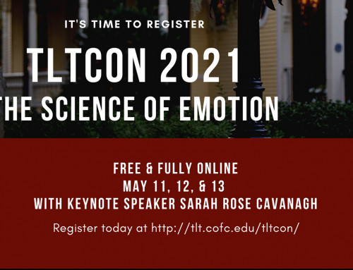 Register Now for TLTCon 2021 – The Science of Emotion