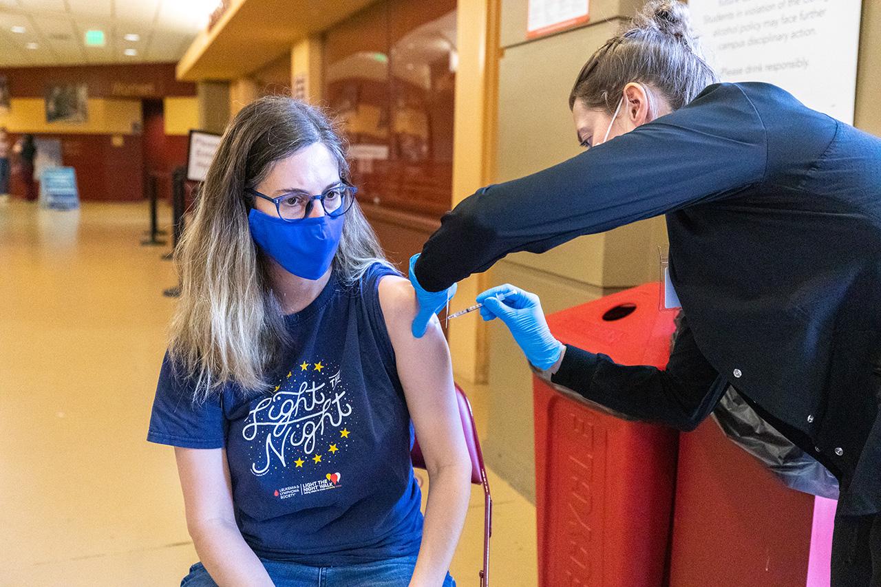 Covid Vaccine Clinic
