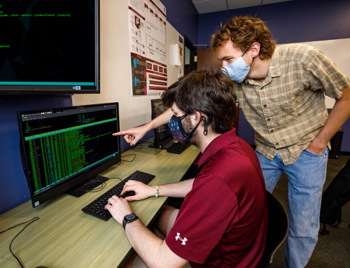 Cybersecurity Club Heads to National Championship
