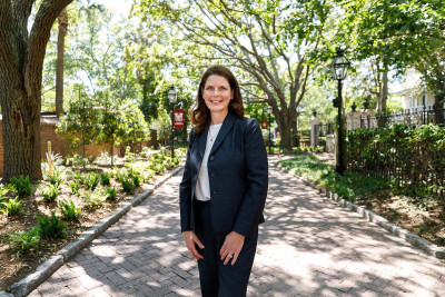 CofC Faces to Know: Michelle Futrell