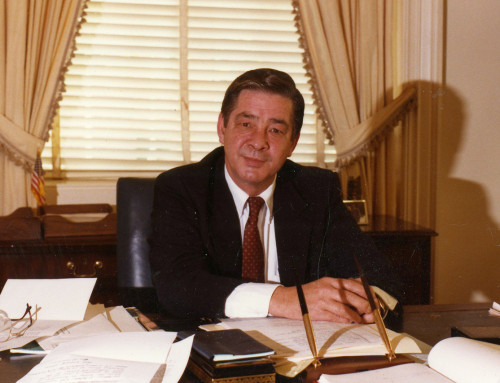 Former CofC President Edward M. Collins Jr. Passes Away